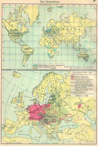 Abb. 1: F.W. Putzgers Historischer Schul-Atlas.