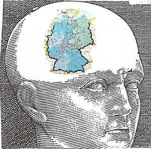 """Abbildung 4: Die deutsch-deutsche Grenze als """"Gedächtnisspur"""""""