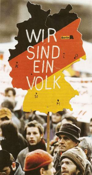 Abbildung 7: Wir sind ein Volk!