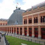 Fernbahnhof Atocha im Zentrum von Madrid